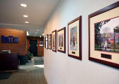 Corporate Artwork - Lobby