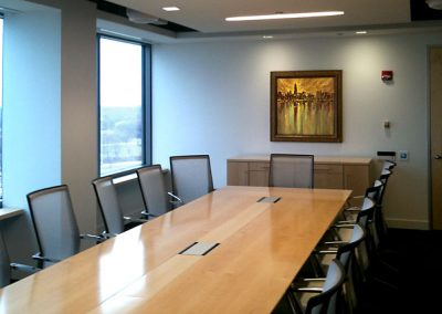 Custom Art - Thermos Corporate Offices
