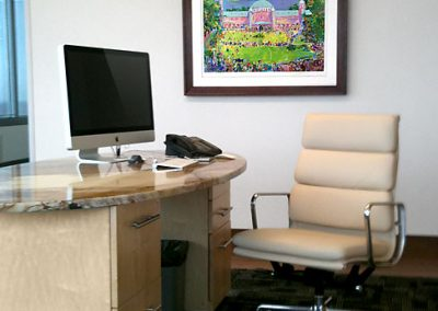Framed Art - Thermos Corporate Offices