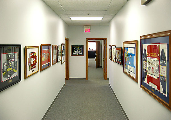 Office Artwork   Hallway