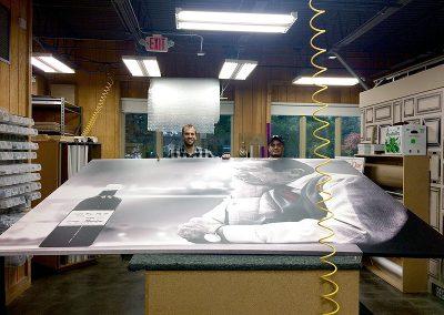 Oversize Canvas Print