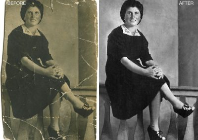Family Photo Restoration