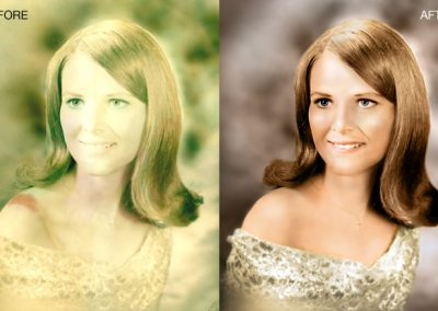 Old Photo Repair - Color Corrected