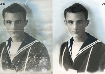 Antique Photo Repair