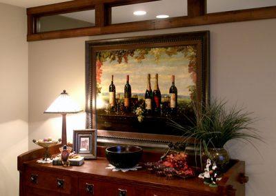 Custom Frame for Oil Painting