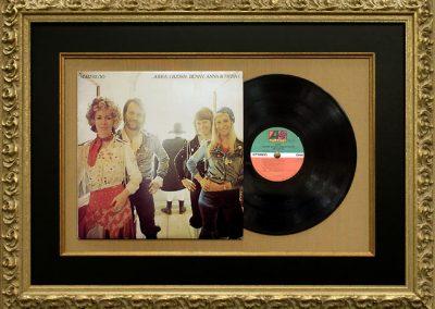 Frame for Vinyl Record
