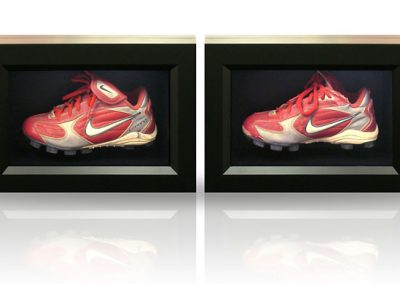 Display Frame for Shoes