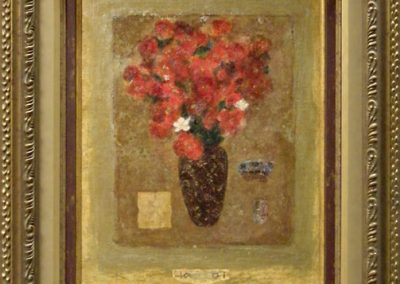 Frame for Floral Oil Painting