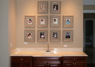 Framed Family Photo Collage