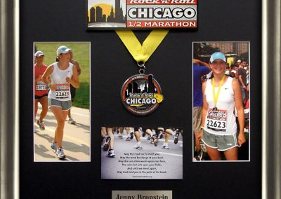 Marathon Collage Frame