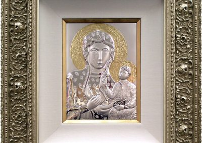 Custom Framed Religious Art